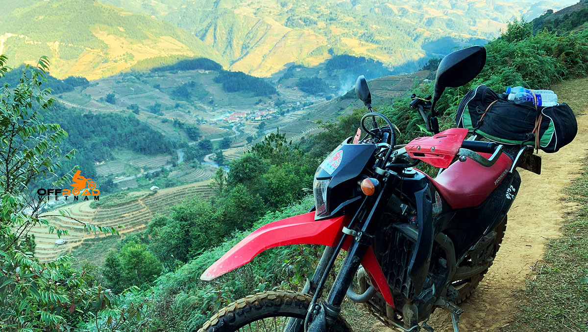 Through North West 11 Days Motorbike Tour to Sapa and Bac Ha.