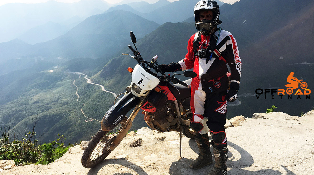 Through NorthWest Vietnam In 10 Days. Vietnam motorbike & motorcycle tours via Sapa.