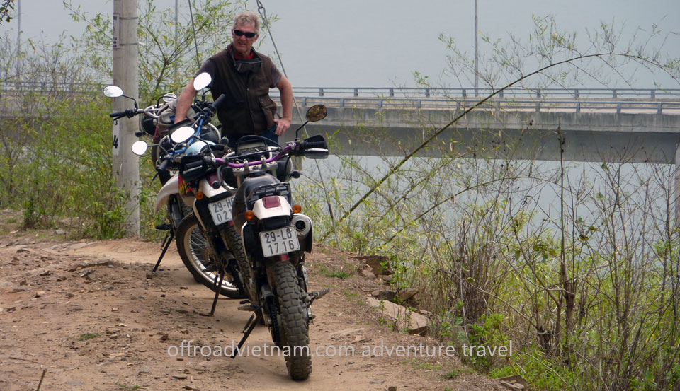 Offroad Vietnam Motorbike Adventures - Red River Delta In 4 Days Motorbike Tour (Central North)