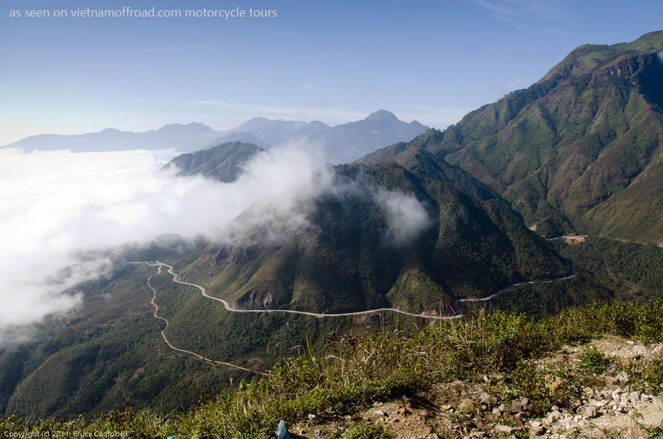 Offroad Vietnam Motorbike Adventures - Grand North Loop 13 Days Motorbike Tour. Tram Ton, Sapa motorcycle tours