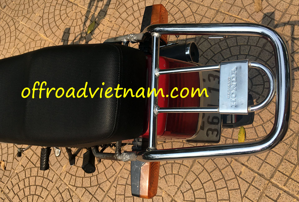 Offroad Vietnam Used Dirt Bikes For Sale In Hanoi - The  used Honda CGL125 touring motorcycle for sale in Hanoi in 2014, Vietnam