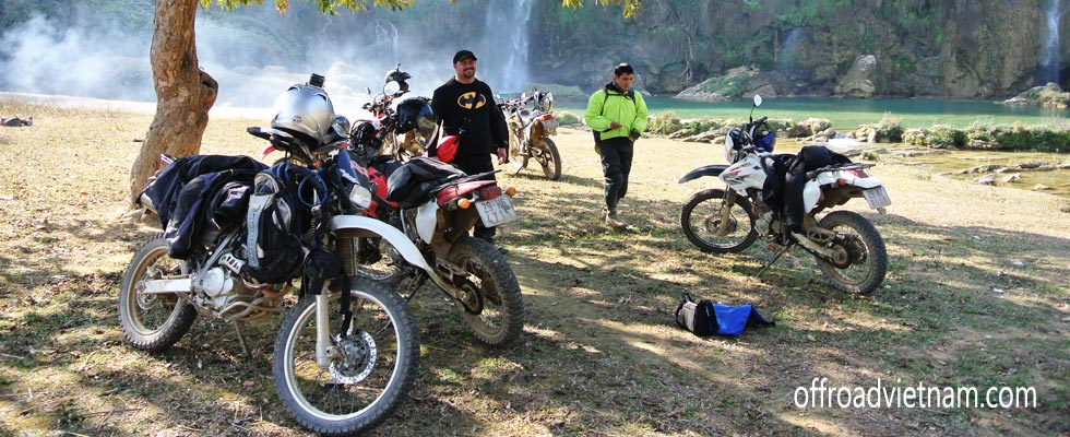 Offroad Vietnam Motorbike Adventures - Custom Tours By Motorbike In Vietnam. Customized motorcycle tours of Vietnam.