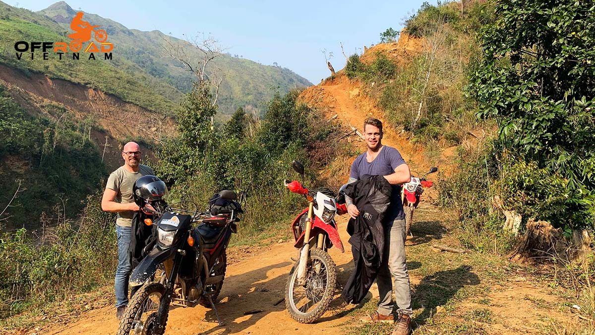 Offroad Vietnam Motorbike Adventures - Vietnam Northwest 8 Days Motorcycle Tour via Phu Yen.
