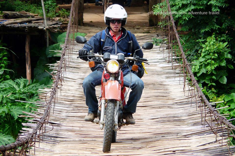 Offroad Vietnam Motorbike Adventures - Amazing Short Loop Of Northwest 6 Days