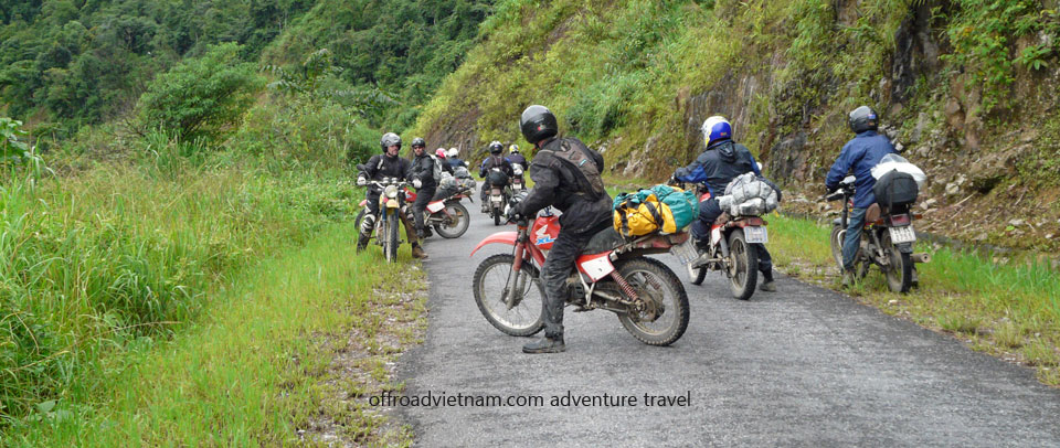 Offroad Vietnam Motorbike Adventures - Exotic North-Centre 3 Days Motorbike Tour With Home Stays