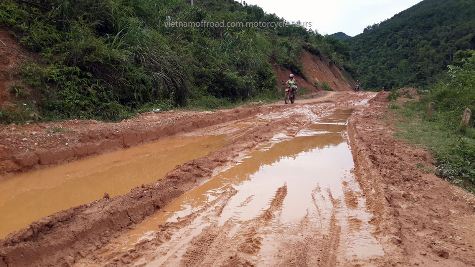 Offroad Vietnam Motorbike Adventures - Challenging Northeast In 4 Days By Bike. Long Ride