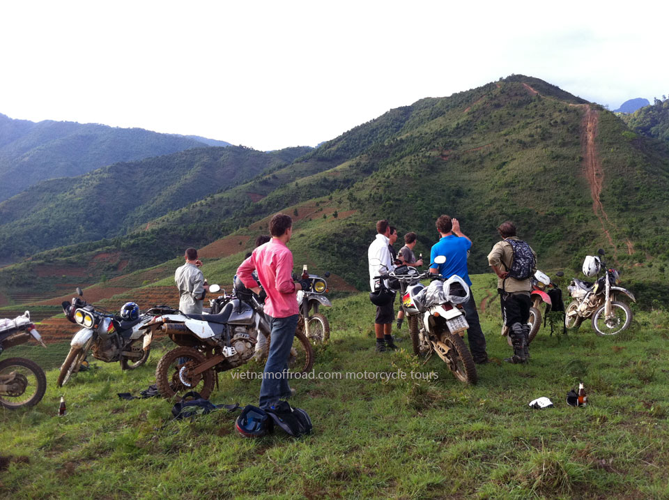 Offroad Vietnam Motorbike Adventures - Short 6 Days Northwest Motorbike Tour, Short 6 Days Northwest Vietnam By Train From Lao Cai, Through Sapa