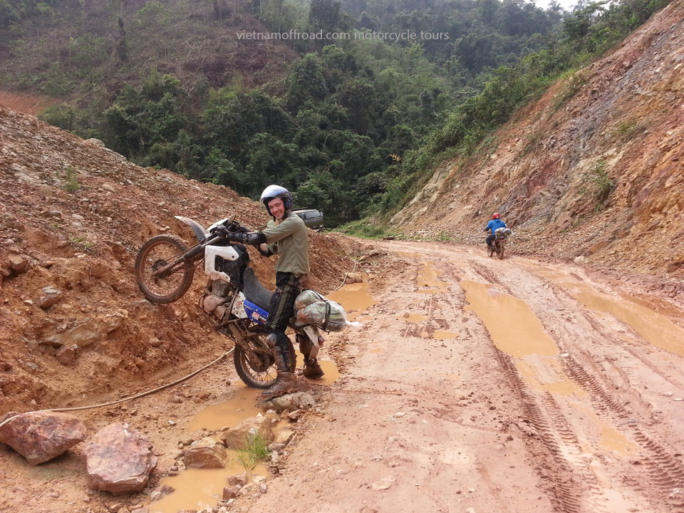 Offroad Vietnam Motorbike Adventures - Bac Ha & Northeast 8 Days Motorbiking
