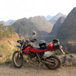 Ha Giang dirt bike tours with Offroad Vietnam