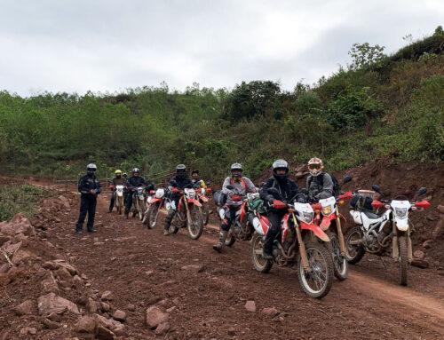 Circuits En Motos Au Vietnam – Offroad Vietnam Motorbike Adventures