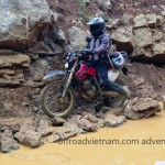 Vietnam motorbike tours, Vietnam motorcycle tours. Northeast Vietnam dirtbiking.