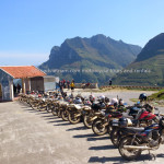 Ha Giang on a beautiful day for motorbiking