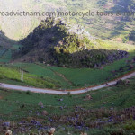 Large group motorbike tour to Hagiang with Offroad Vietnam.